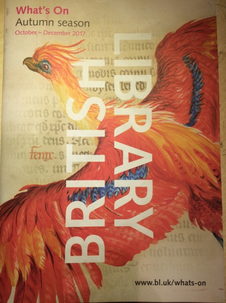 British Library programme HP event