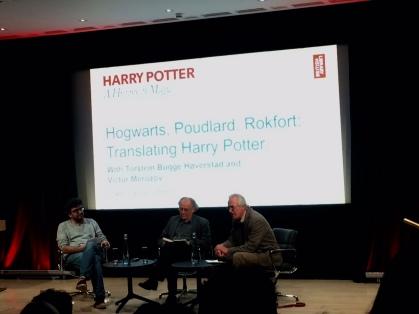HP event photo